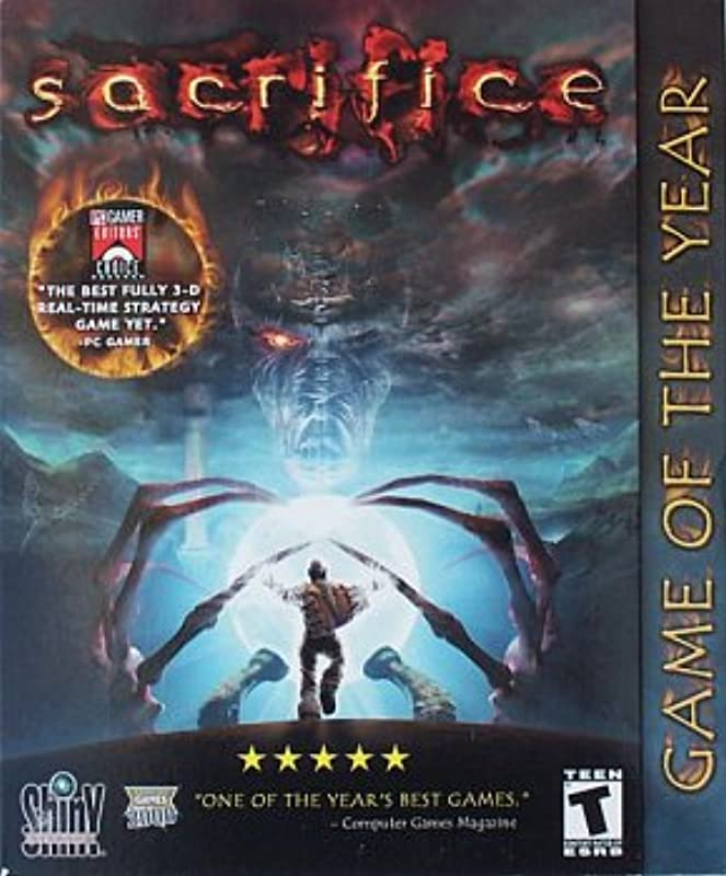北方軽く窓Sacrifice: Game of the Year Edition (輸入版)