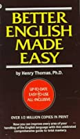 Better English Made Easy