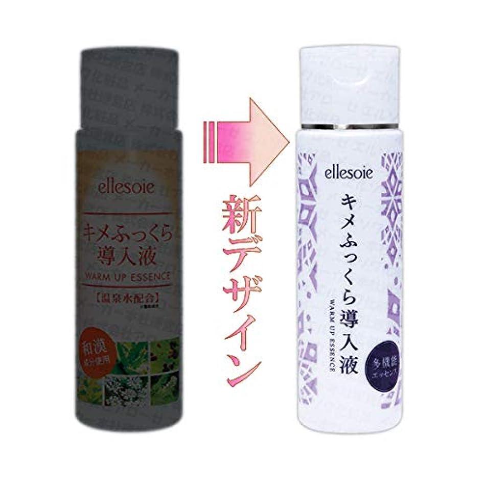 エルソワ化粧品(ellesoie) キメふっくら導入液