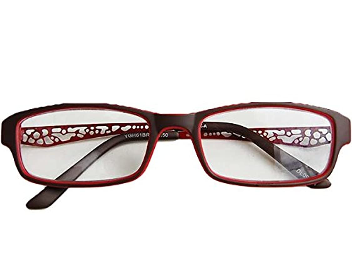 芸術有効グレートオーク[DULTON BONOX]ダルトン Reading glasses  老眼鏡 YGH61BRR/2.5