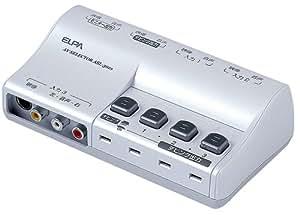 ELPA AVセレクター ASAL-302S ASL-302S