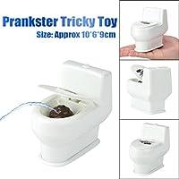 coerni Funny Prankスプレー水トイレおもちゃ
