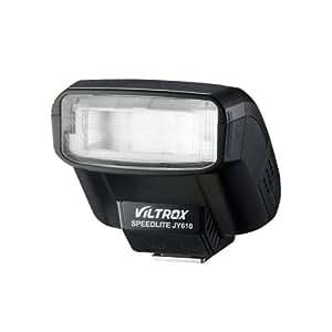 VILTROX JY610 ミニフラッシュユニット Canon Nikon Pentax micro 4 3規格カメラ対応 外部フラッシュ スピードライト