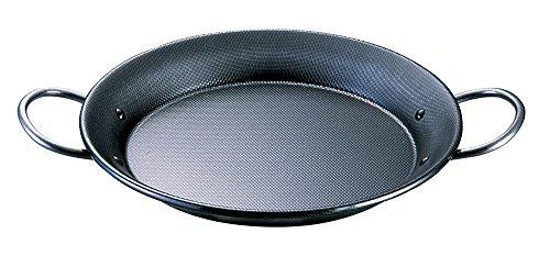 遠藤商事 スーパーエンボス加工超鉄鍋パエリアパン 26cm PPE1026