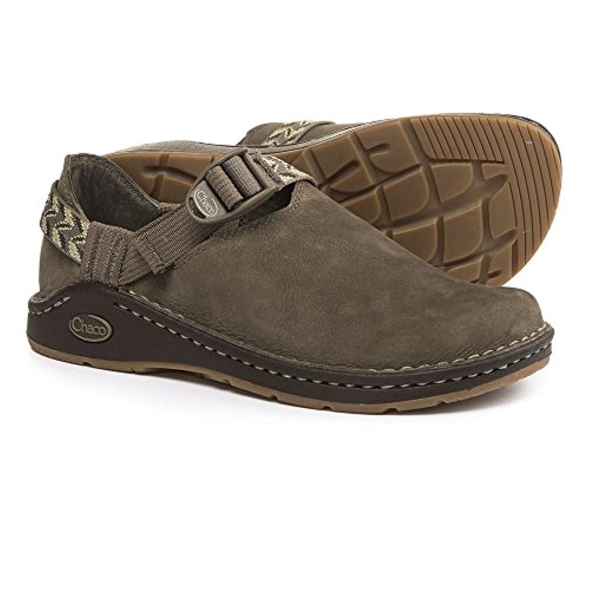 道に迷いましたかもしれないポーズ(チャコ) Chaco レディース シューズ?靴 Pedshed Shoes - Nubuck [並行輸入品]