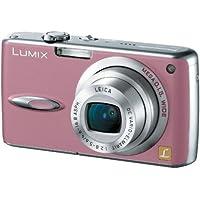 パナソニック デジタルカメラ LUMIX DMC-FX01-P ミスティーピンク