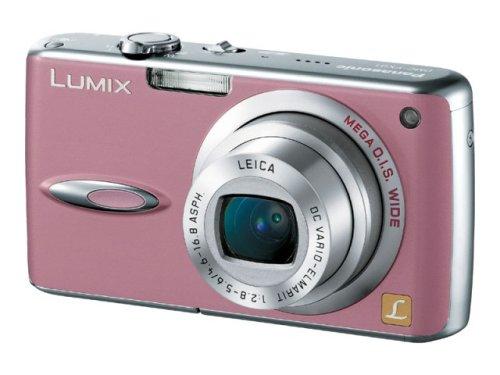 Panasonic デジタルカメラ LUMIX DMC-FX01-P ミスティーピンク