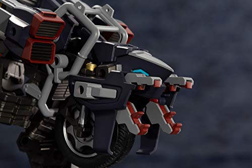 ヘキサギア ロード・インパルス 全長約430mm 1/24スケール プラモデル