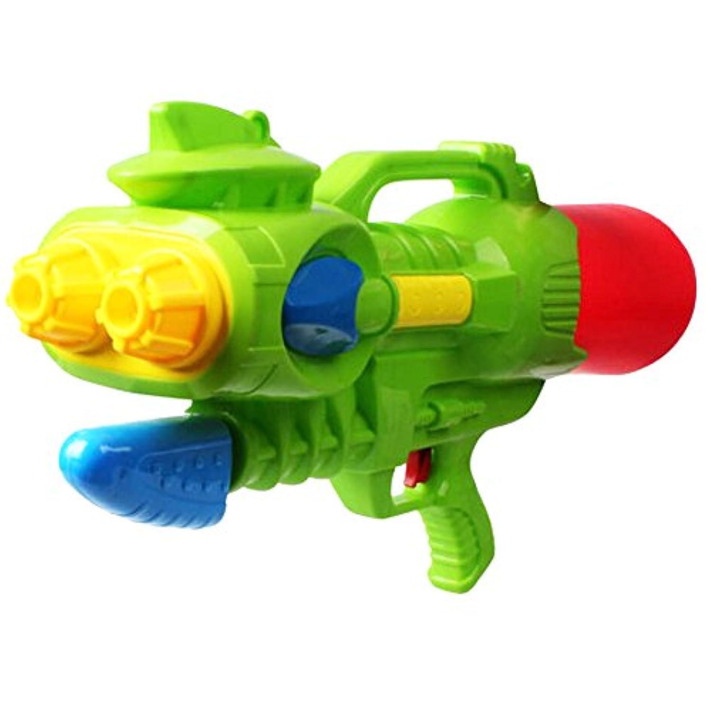 マルチスプレーャーの安全性水銃ビーチおもちゃの吹き出しガンランダムカラー03
