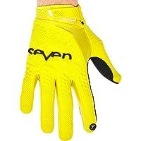 Seven Rivalメンズオフロードバイク手袋–イエロー X-Large イエロー 2210002-700-XL