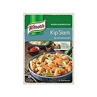 タイ風チキンとカシューナッツのスパイスミックス   Knorr   世界の料理タイ風チキンサイアム   総重量 300 グラム