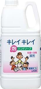 【大容量】キレイキレイ 薬用泡ハンドソープ 2L