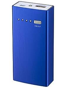 JVC KENWOOD JVC モバイルバッテリーチャージャー ブルー ZM-MB520-A