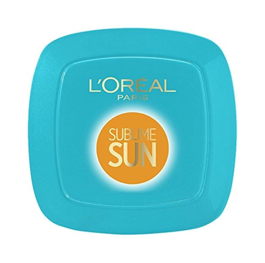 より平らなエスニックピアノL'OREAL - Crème Solaire - SUBLIME SUN - Cellular Protect - Visage et décolleté - FPS 50+