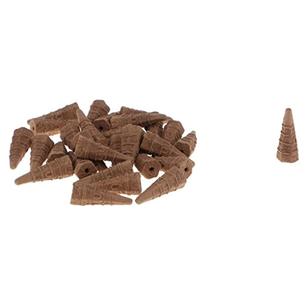 アジテーション消毒剤うん逆流香り 仏教 サンダルウッドコーン 全2種 - オーストラリアサンダルウッド