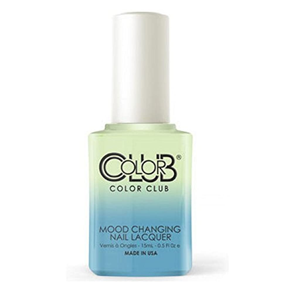 弁護敵対的暴徒Color Club Mood Changing Nail Lacquer - Extra-vert - 15 mL / 0.5 fl oz