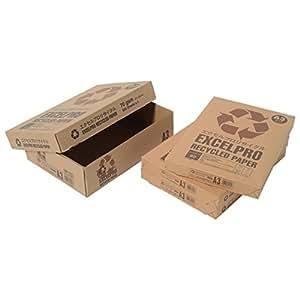 コピー用紙 再生紙 A3 500枚×3冊/箱 エクセルプロリサイクル