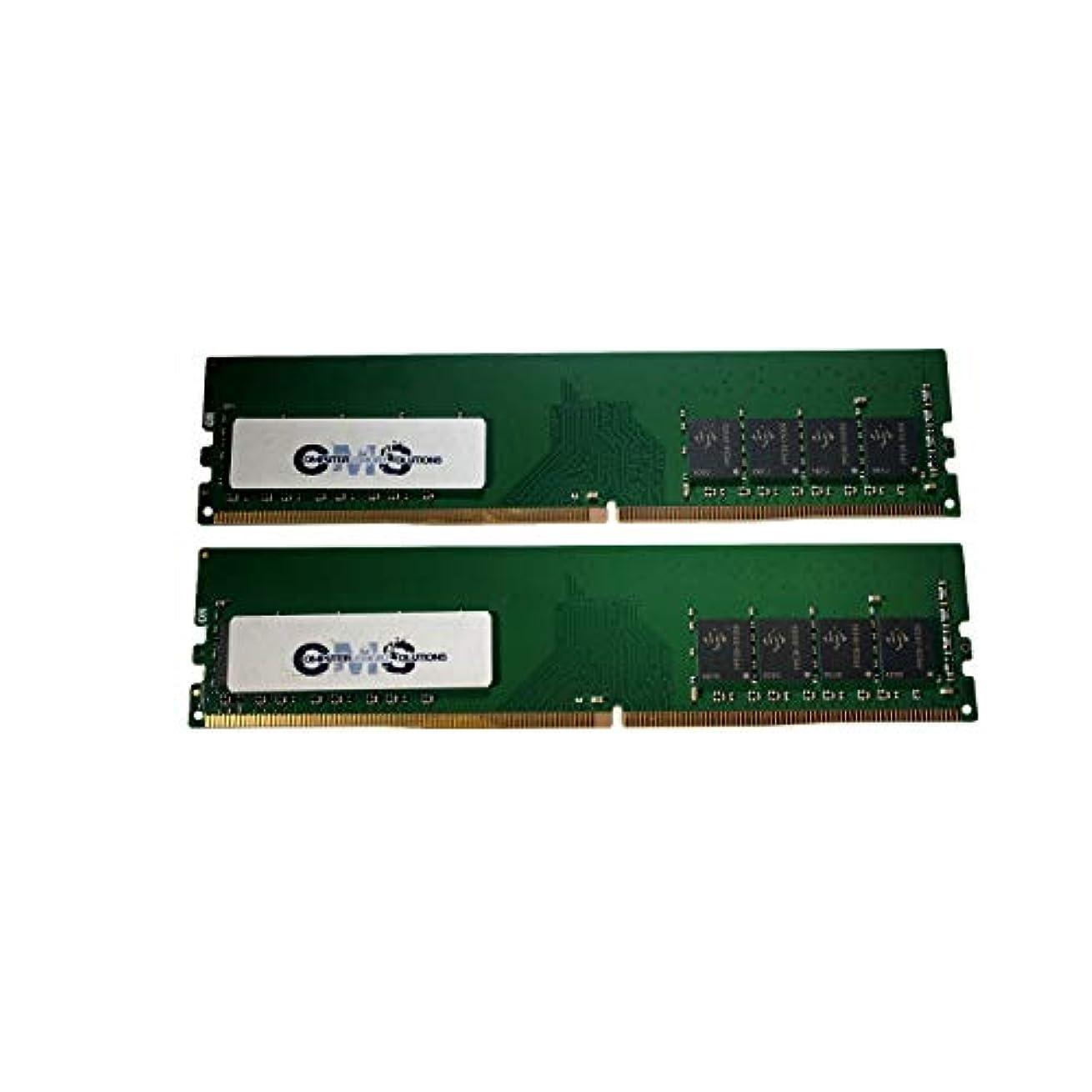 抑止するゲート鬼ごっこ32GB (2X16GB) RAM メモリー Gigabyte - B360M HD3, B450 I AORUS PRO WiFi, B450M ゲーム, H370N WiFi, Z390 I AORUS PRO WiFi マザーボード CMS C114対応