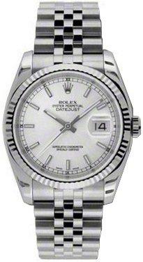 Rolex メンズ腕時計 オイスターパーペチュアル デイトジャスト 116234