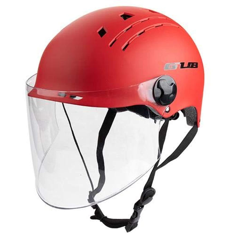 未払い受動的期限切れ夏の軽量電気自動車のヘルメット日焼け防止ハーフヘルメットヘッドグレー男性と女性バッテリーカーかわいいフォーシーズンズヘルメット (赤)