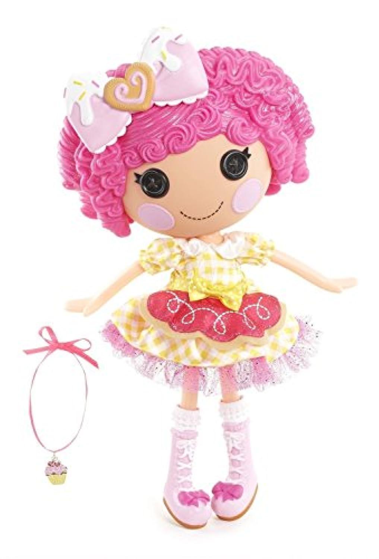 輸入ララループシー人形ドール Lalaloopsy Super Silly Party Large Doll- Crumbs Sugar Cookie [並行輸入品]