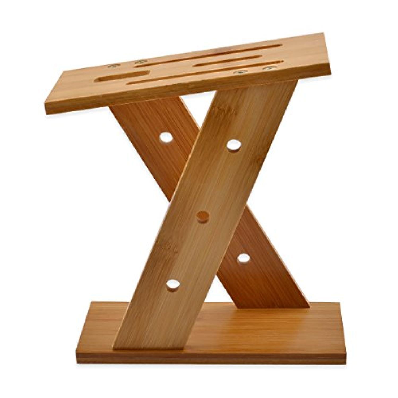 GoodFeer 包丁スタンド 包丁差し 4丁包 組立型 木製品 抗菌 キッチンスタンド 分解収納でき