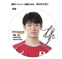 男子バレー日本代表 柳田将洋クッション