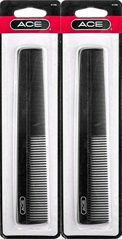 できれば購入またはどちらかACE - 61286 All - Purpose Comb (7 Inches) (Pack of 2) [並行輸入品]