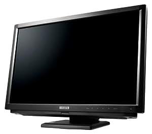 アイ・オー・データ 24.1インチワイド液晶ディスプレイ(ブラック) LCD-TV241XBR-2