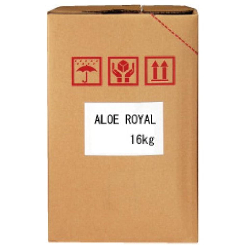 小包出身地承知しました鈴木油脂 業務用手洗い洗剤 アロエローヤル 16kg S-2013