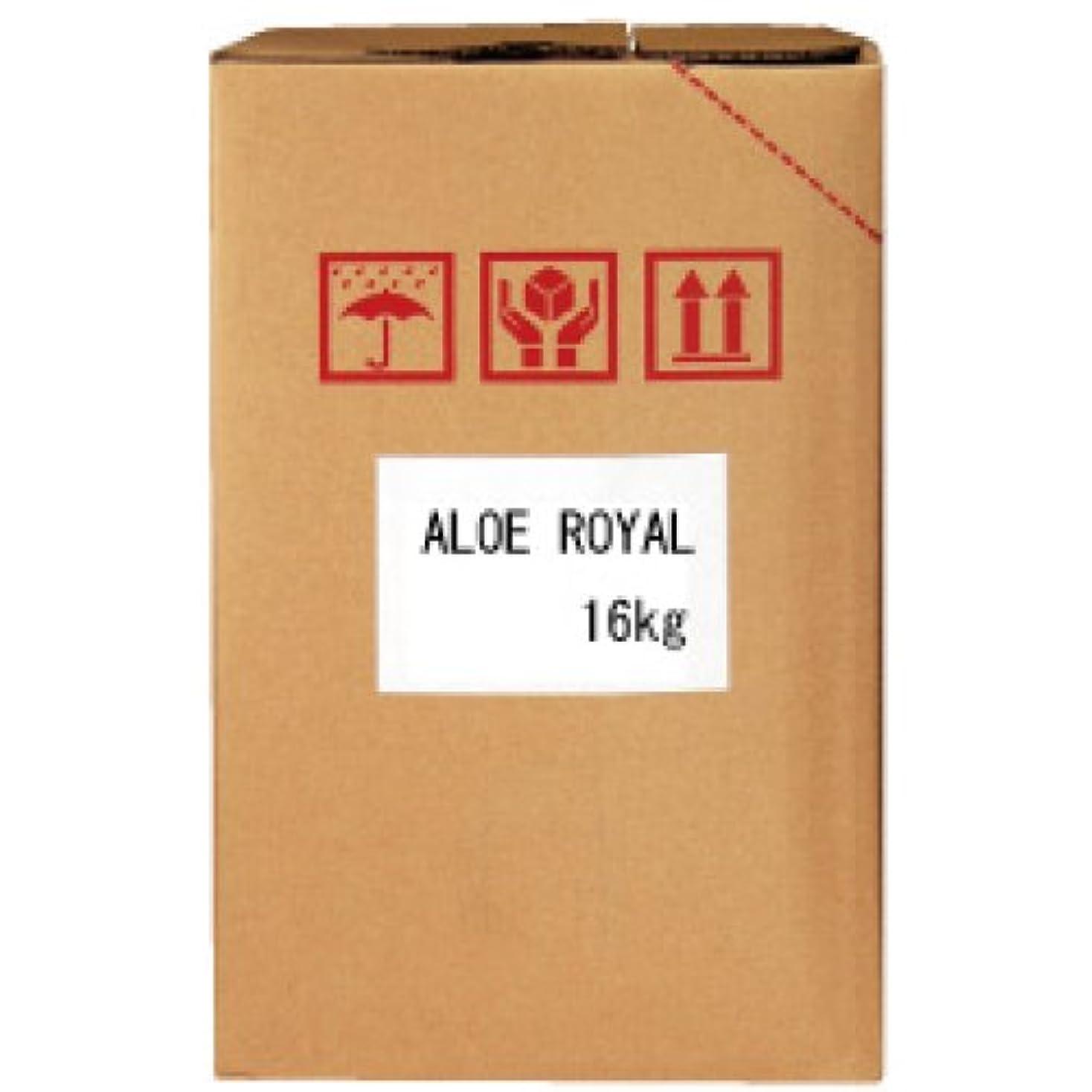 このゴミ箱を空にする望み鈴木油脂 業務用手洗い洗剤 アロエローヤル 16kg S-2013