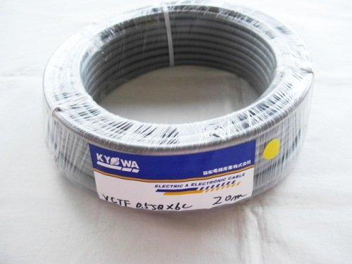 [해외]로테 타 케이블 6 심 20m/Rotator cable 6 cores 20 m