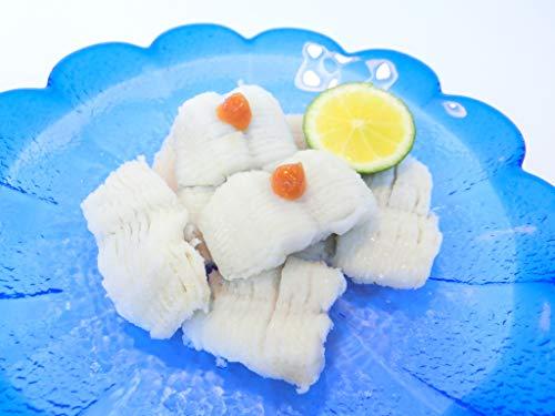 活け〆 骨切り 鱧 (はも) 1kg 骨切り処理済み 手軽に美味しいハモ料理が楽しめます!