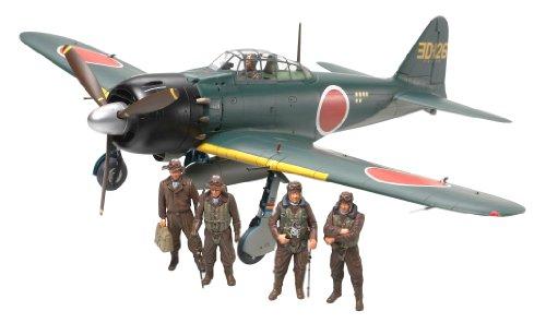 タミヤ 1/48 傑作機シリーズ No.103 日本海軍 三...