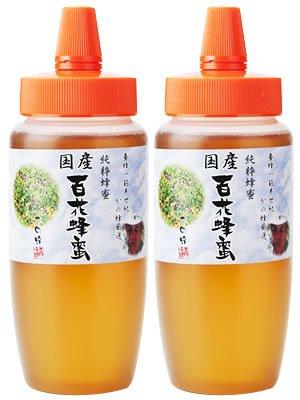 かの蜂 国産百花蜂蜜 500g