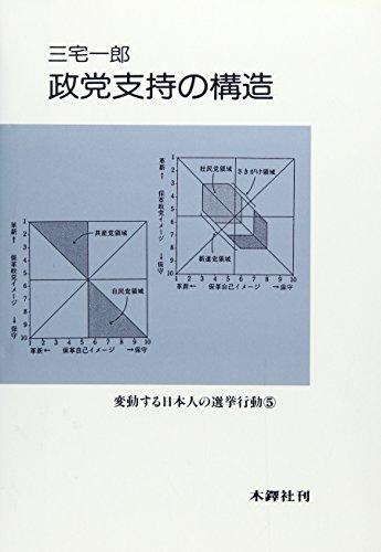 政党支持の構造 (変動する日本人の選挙行動)