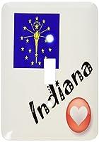 3drose LSP 7182_ 1I Love Indiana Single切り替えスイッチ