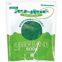 【直送品】スリーバンド500g #16 緑 1mm 1袋