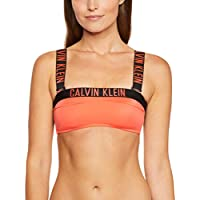 Calvin Klein KW00171 Women's Intense Power Bandeau Swimwear