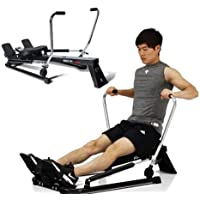 H-TRAINING ローイングマシーン Rowing machine Rower 連携 有酸素運動 トレーニング 筋力アップ 肉体改造 EJ R230(海外直送品)
