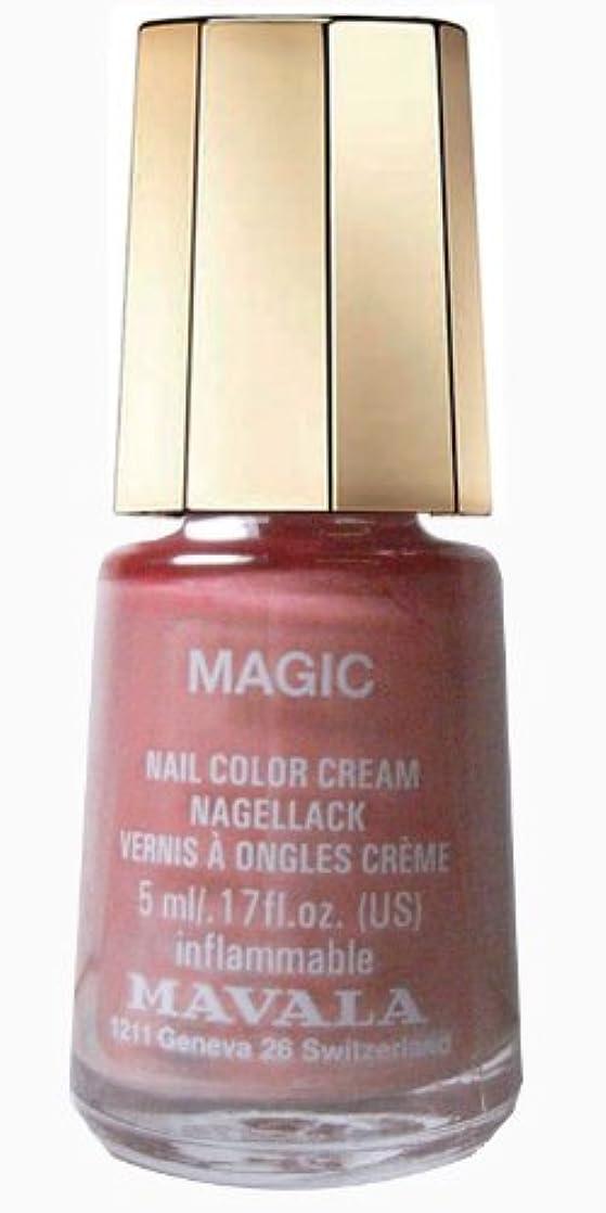 香水満足させる環境MAVALA マヴァラ ネイルカラー 297 マジック