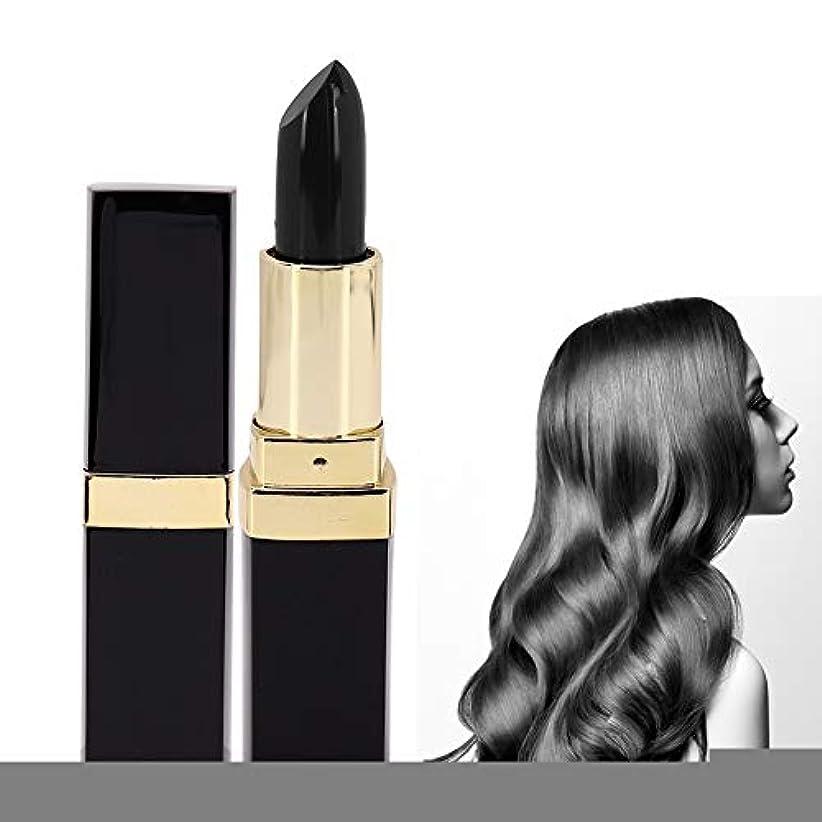 消毒する投げる珍味使い捨ての髪の色は鉛筆スティック美容ツールを変更します(褐色)