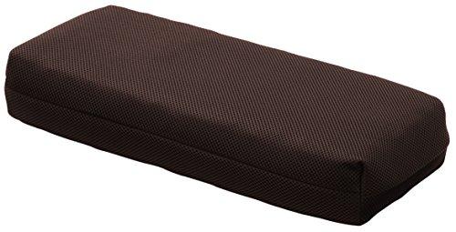 東洋紡 三次元スプリング構造体 ブレスエアー(R)使用 洗える 日本製 BREATHAIR(R) 枕(高め・低め) (ブラウン(高め))