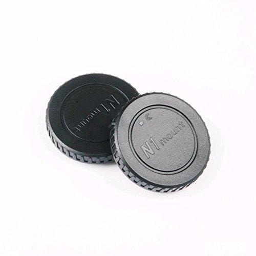 2個 ボディキャップ 用 ニコン 1 マウント N1 J1 J2 J3 V1 V2 S1 SLR Nikon レンズ