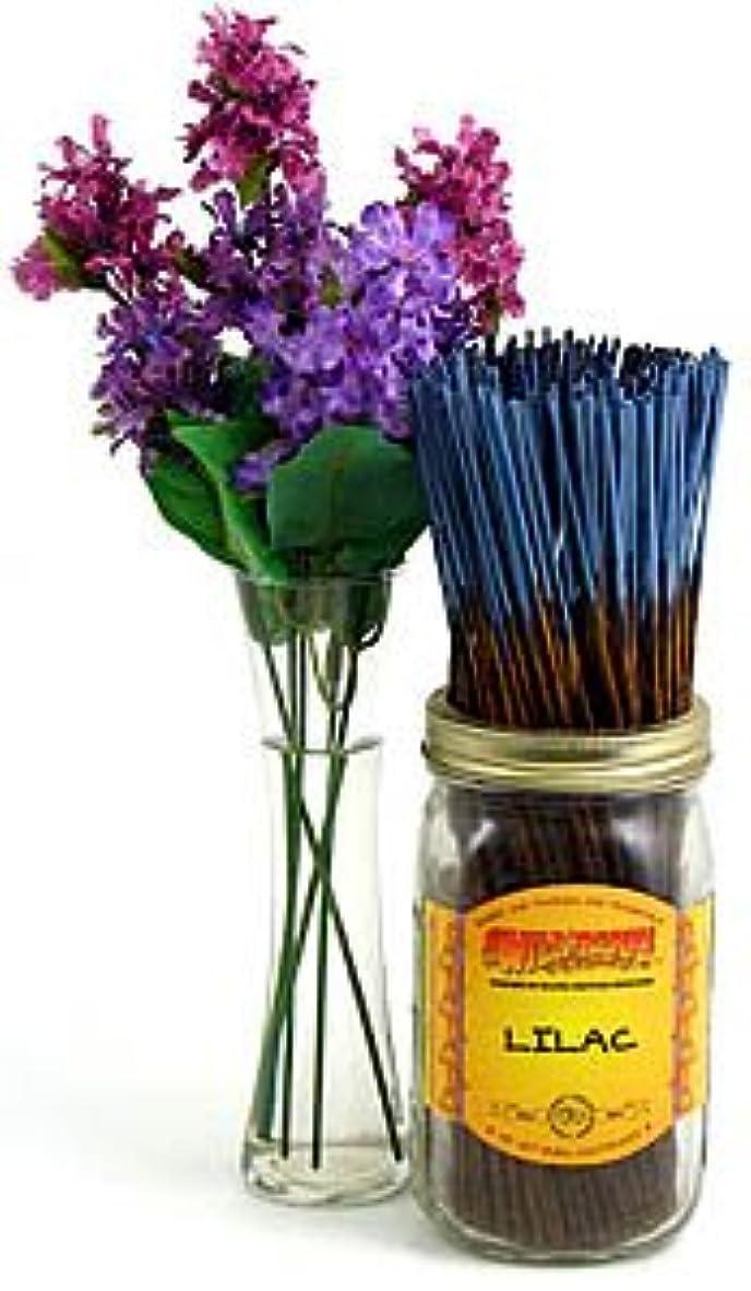 等迫害複合ライラック – 100ワイルドベリーIncense Sticks