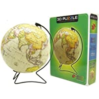 3d Puzzle - 6inch White earth V stand