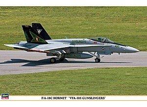 1/48 F/A-18Cホーネット VFA-105ガンスリンガーズ