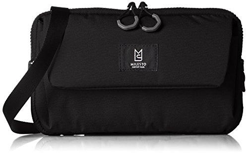 [ミレスト] マルチショルダーバッグ TROT MLS255 ブラック