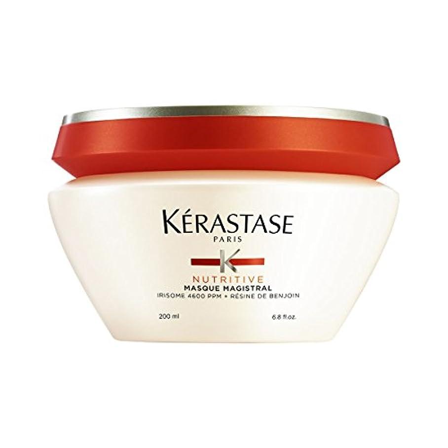 振る舞い脅かす愛人K駻astase Nutritive Masque Magistral Hair Mask 200ml [並行輸入品]