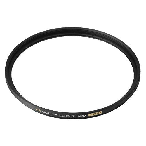 【Amazon.co.jp限定】HAKUBA レンズ保護フィルター ULTIMA WR レンズガード 77mm 超低反射光学ガラス+撥水/防汚コート AMZCF-WRUTLG77